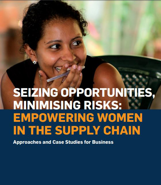 Empowering women in the supply chain