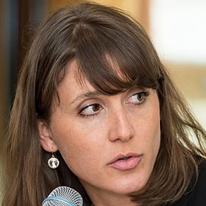 Virginie Mahin, Global Head of Social Sustainability & Stakeholder Engagement, Mondelēz International